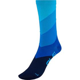 Alé Cycling Diagonal Digitopress Q-Skin Socks 16cm Men blue